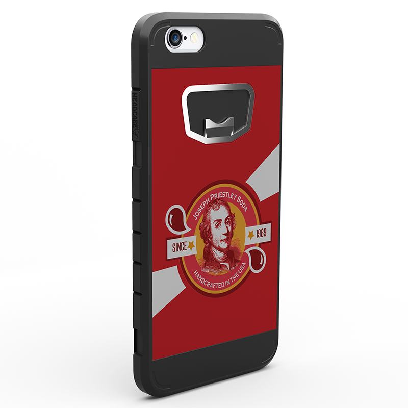 Protective Bottle Opener Case for iPhone 6