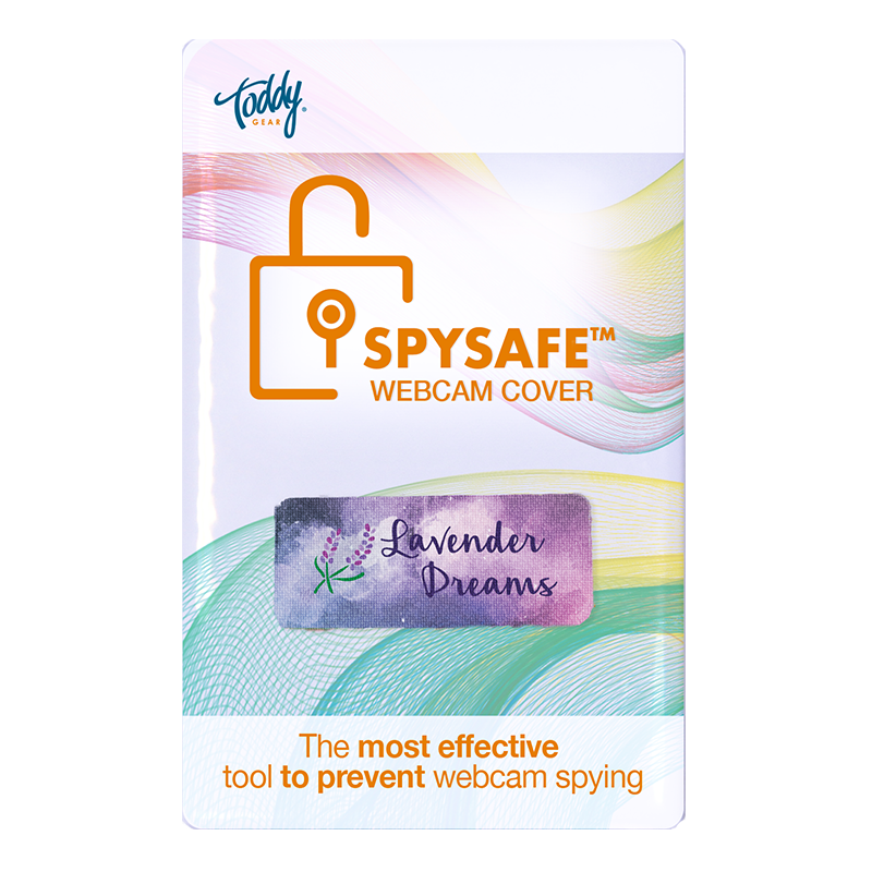 SpySafe™ Webcam Cover