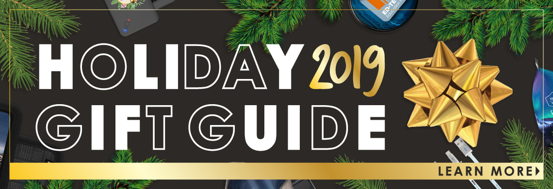 Holiday 2019 Gift Guide Banner Image