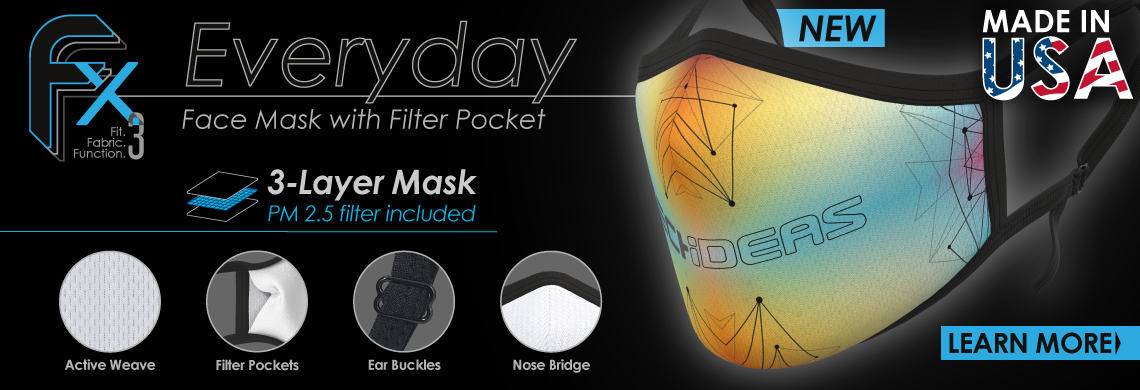 Fx3 Everyday Face Mask