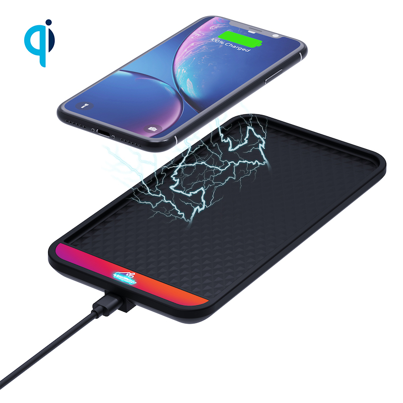 Triple™ Qi Wireless Charging Pad