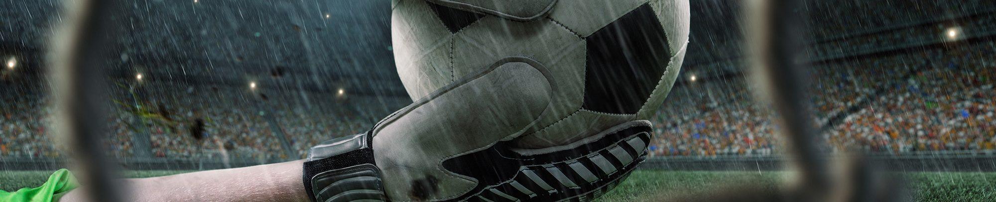 Goal Keeper of Toddy Gear - Jason Emery