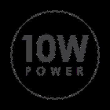 10W of Power