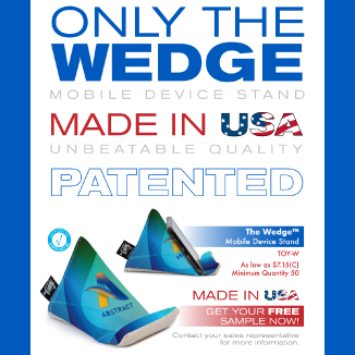 Made in USA Wedge Flyer